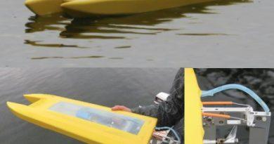Tävling – Radiostyrda båtar